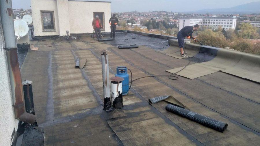 хидроизолация на покрив 2