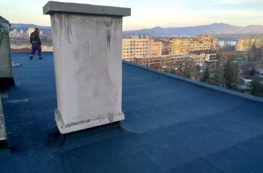 Хидроизолация на покрив 3