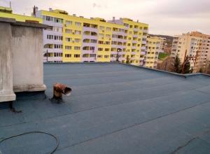 Хидроизолация на покрив 5