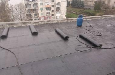 Хидроизолация на покрив 7