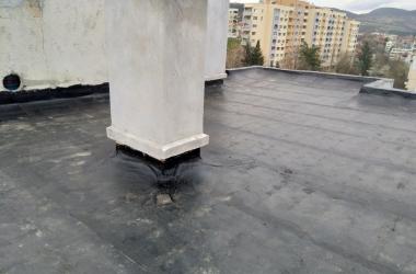 Хидроизолация на покрив 8
