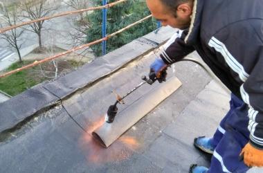 Хидроизолация на покрив 9