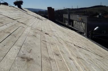 Реставриране на Покрив в Драгичево 3
