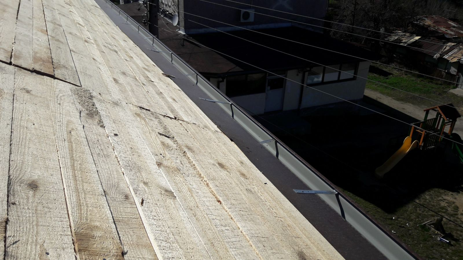 Ремонт на покрив в Драгичево